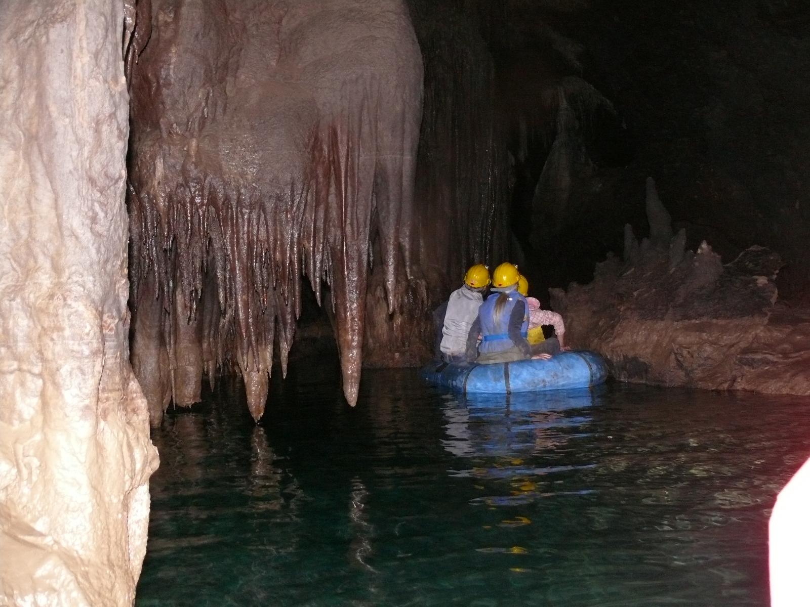 Посещение на Бонинската пещера