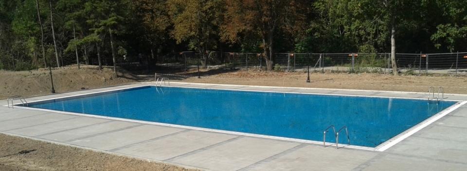 Официално откриха басейна в с. Крушуна